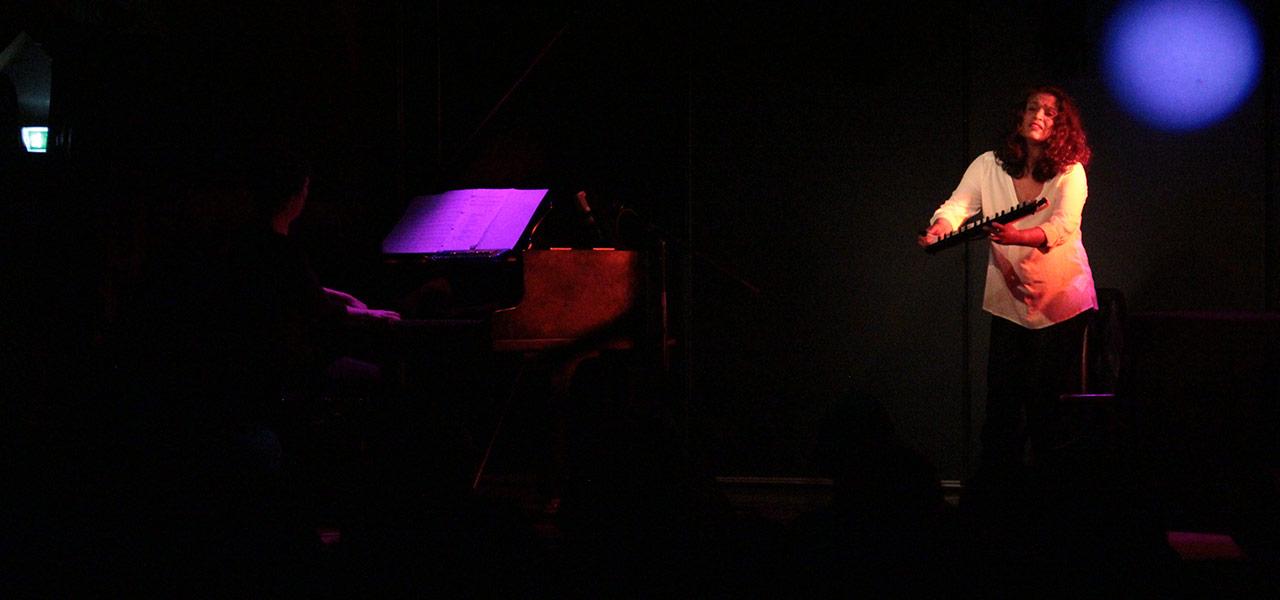 Photo du spectacle d'Hélène Weissenbacher